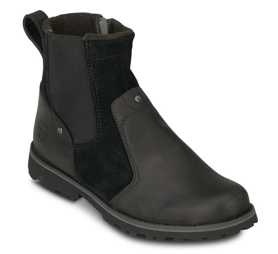 timberland boots schwarz roland schuhe