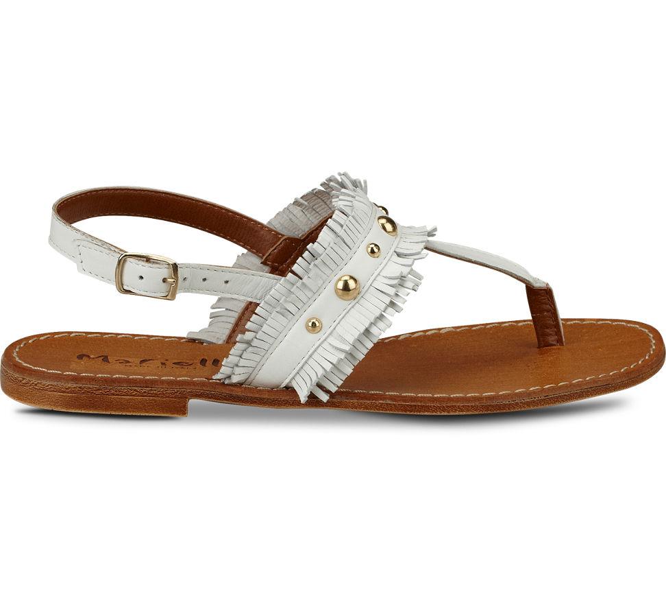flache sandaletten von top marken online kaufen bei roland. Black Bedroom Furniture Sets. Home Design Ideas