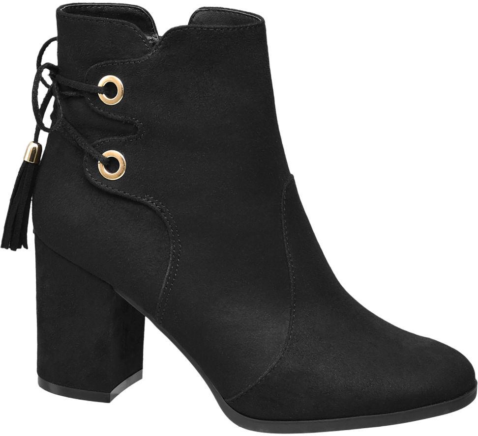 Femmes Graceland Plate-forme De Botte Noir De Chelsea (taille 41, Noir)