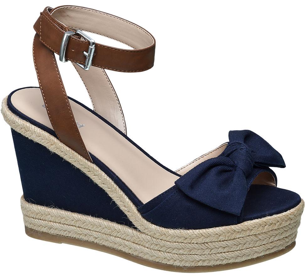 Graceland 1240634 Kadın Dolgu Topuklu Ayakkabı