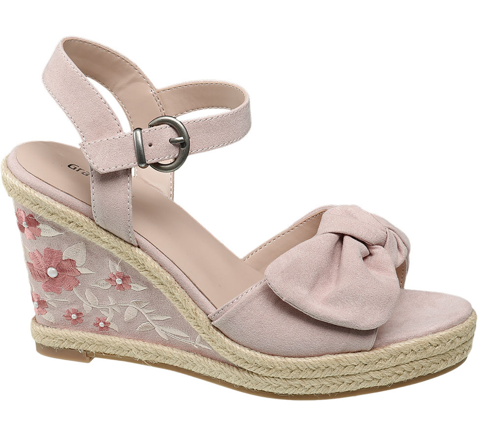 Chaussures Rose Clair Avec Boucle Pour Dames ABSvA