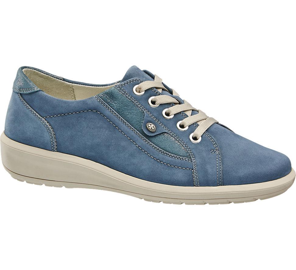 Medicus 1127676 Mavi Kadın Günlük Ayakkabı