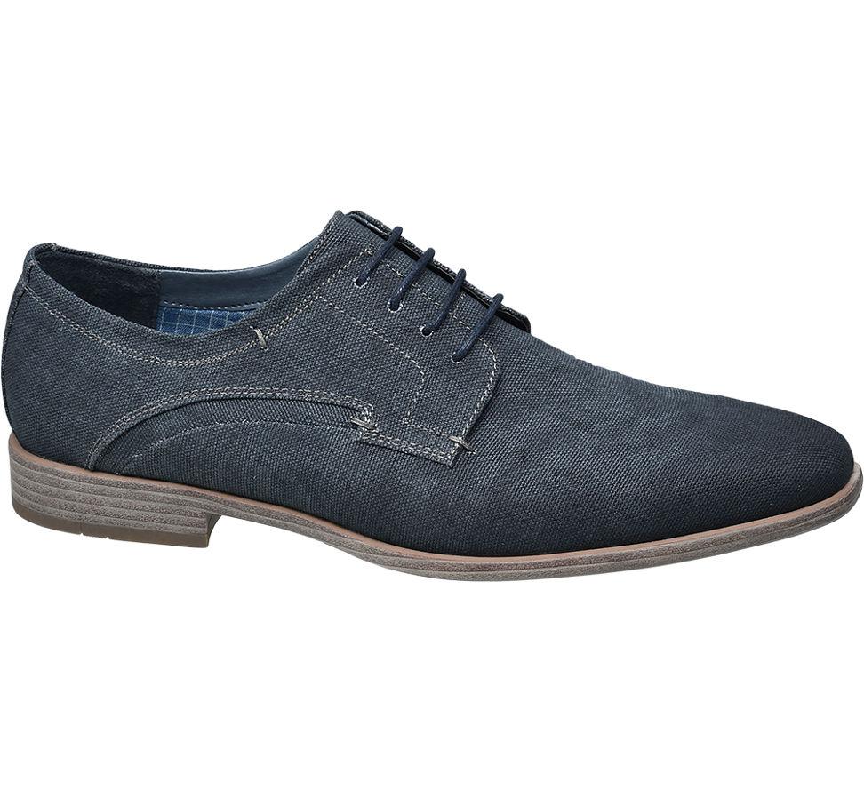 Chaussure Venise Robe Noire Hommes (taille 40, Noir)