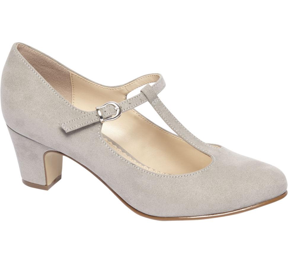 Chaussures Gris Foncé Taille 37 Avec Boucle Pour Femmes LAqcc8nUjd
