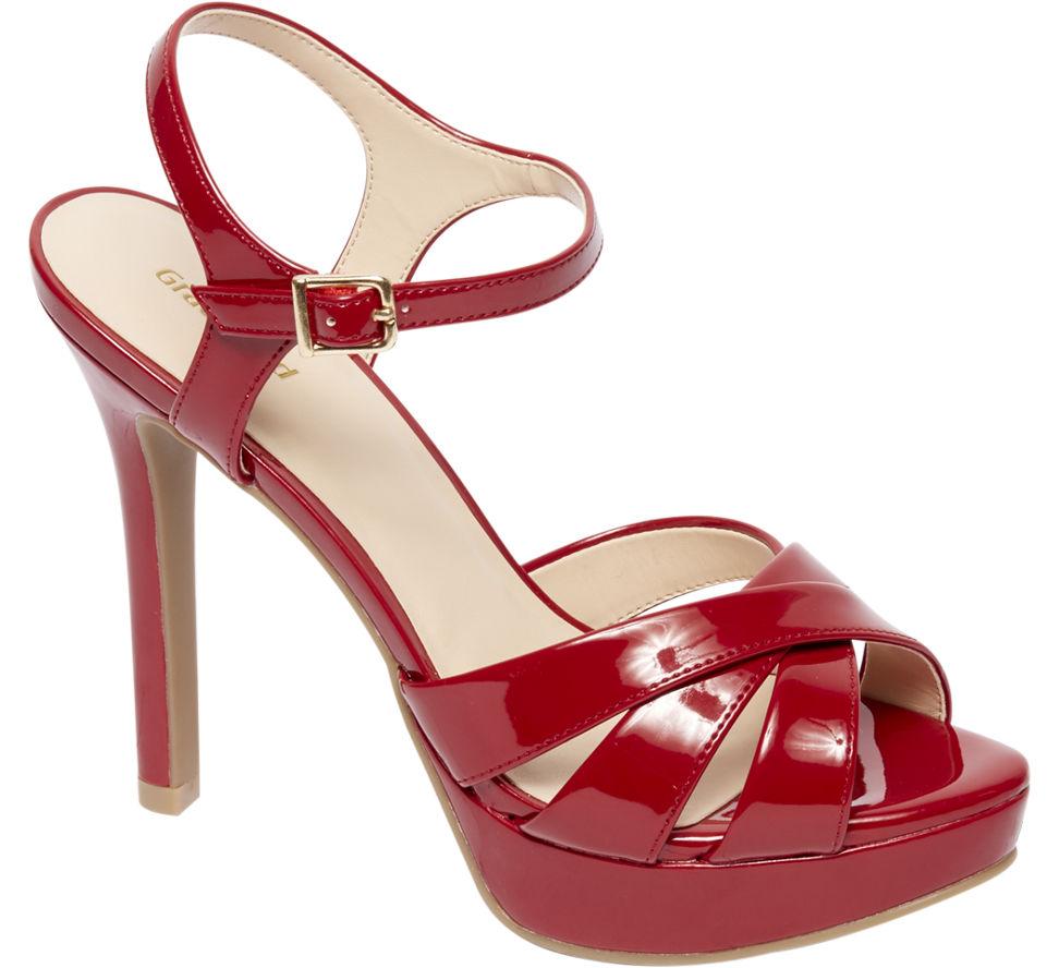Fleur Rouge Sable Alette Graceland Cw8Q3Iw