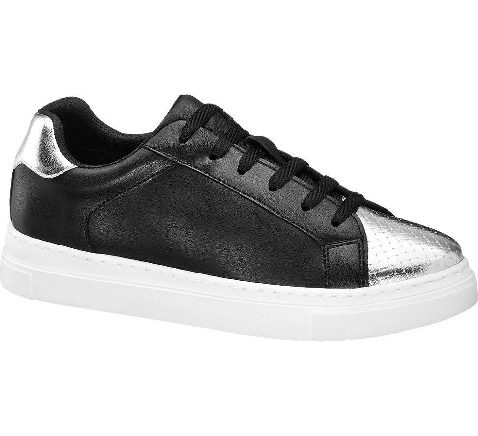 Graceland 1102894 Siyah Kadın Günlük Ayakkabı