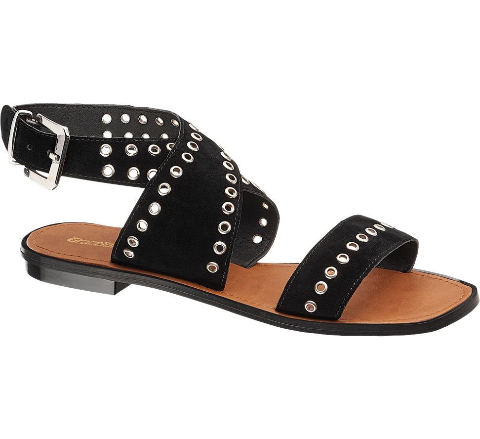 Graceland 1210958 Kadın Sandalet Siyah