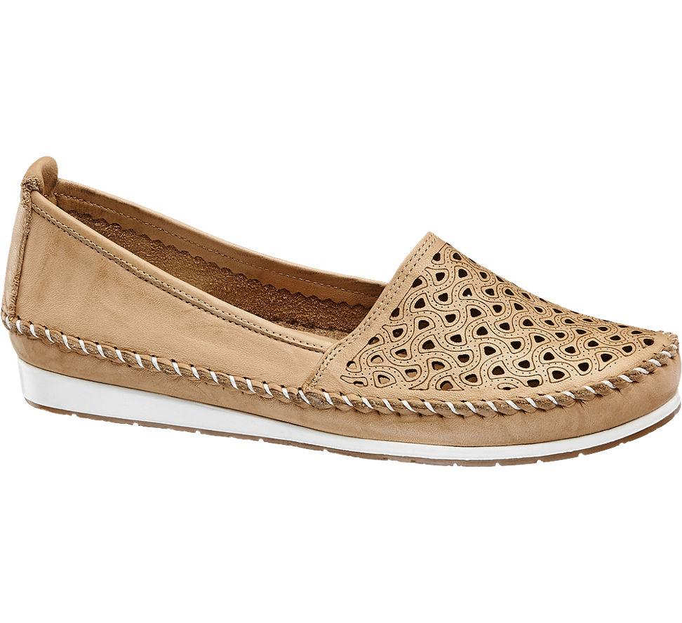 5th Avenue 1126833 Bej Kadın Günlük Ayakkabı