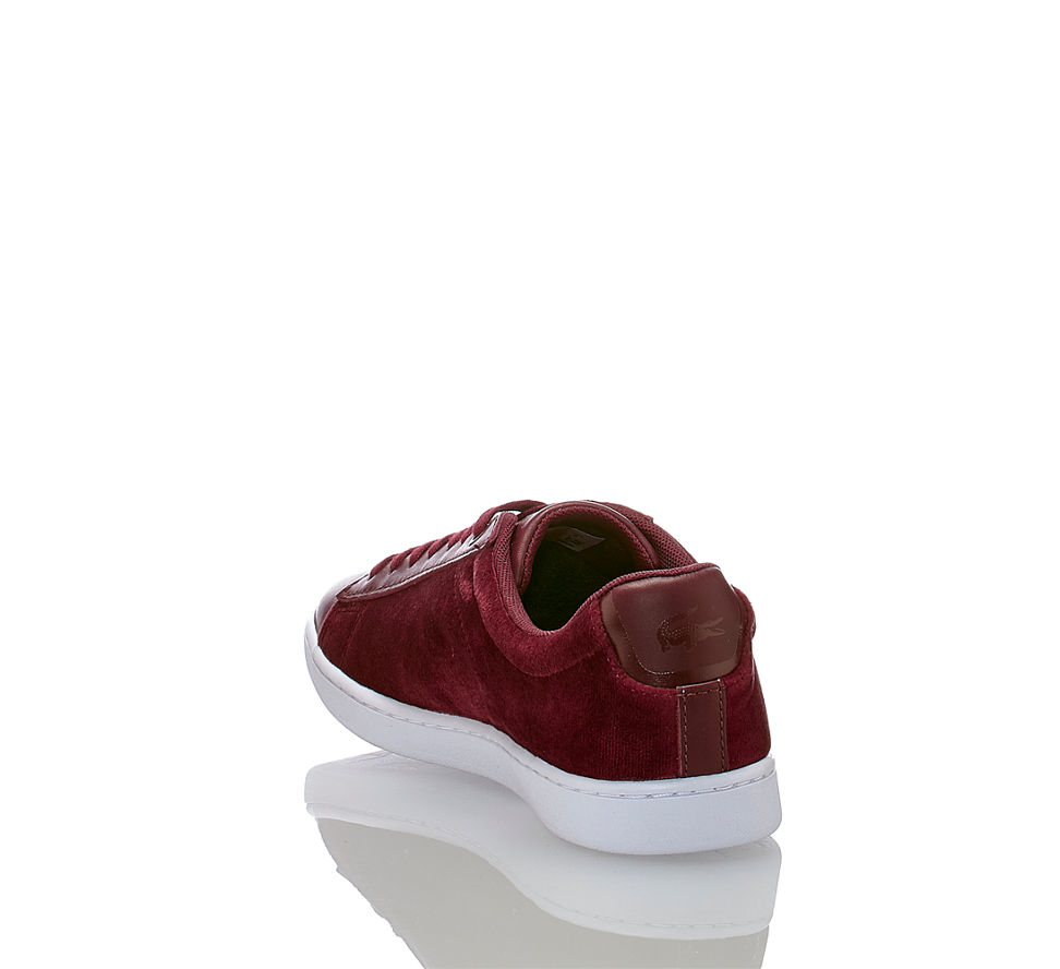 Frauen Trendige Einen Für Schuhe Stilvollen Burgunder Auftritt Damen ASxHRq