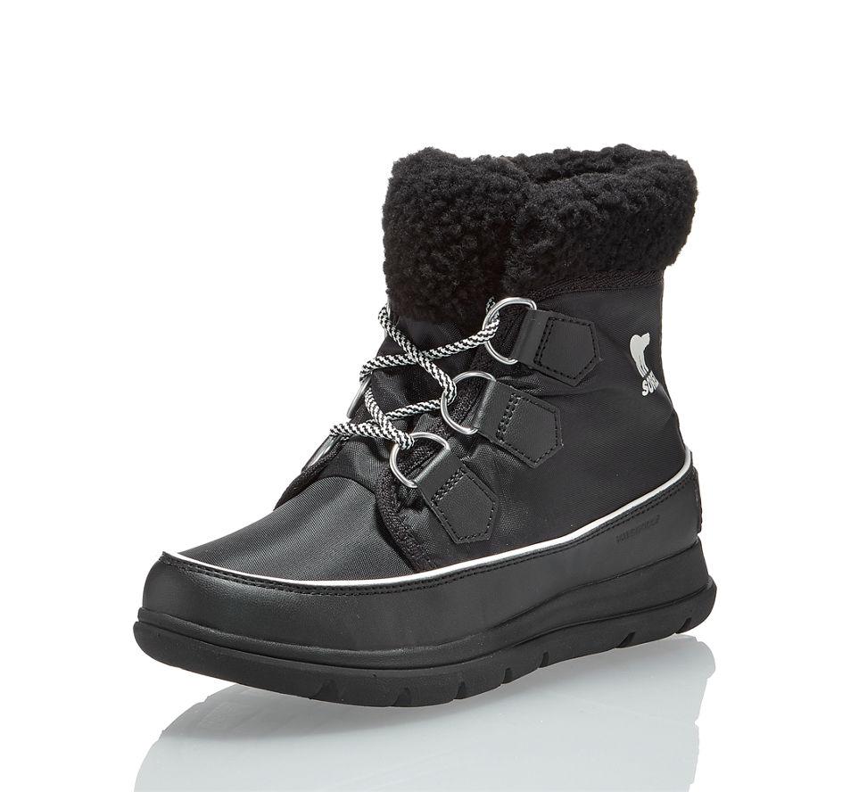 Auftritt Einen Damen Trendige Schwarz Stilvollen Für Schuhe Frauen ZvYIqv