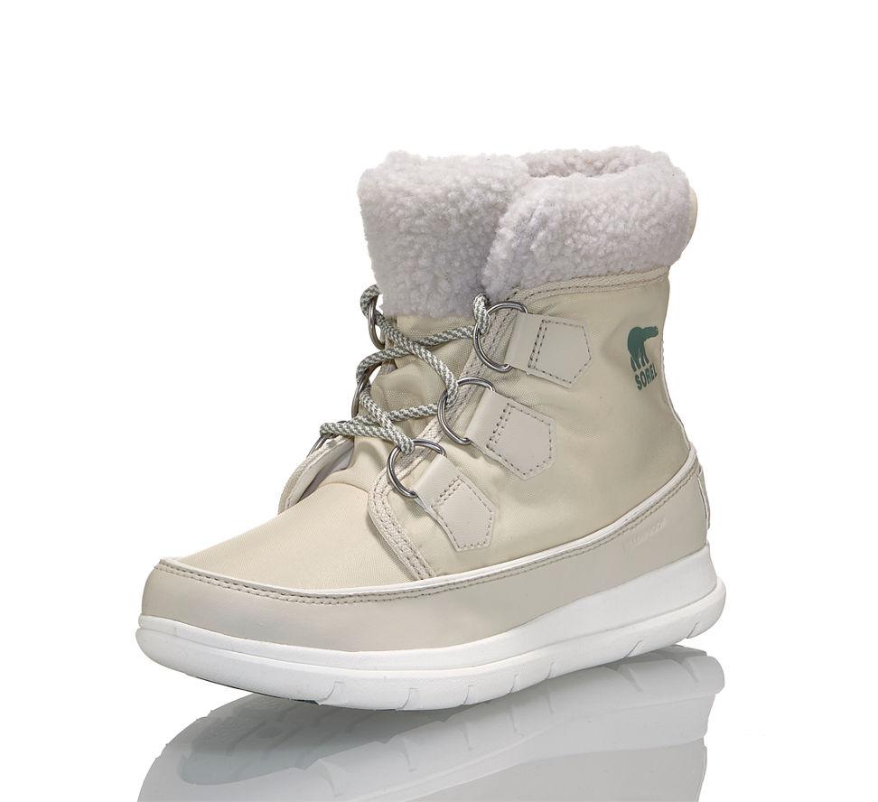 Trendige Einen Für Auftritt Weiß Schuhe Frauen Stilvollen Damen 6Bw5OxW