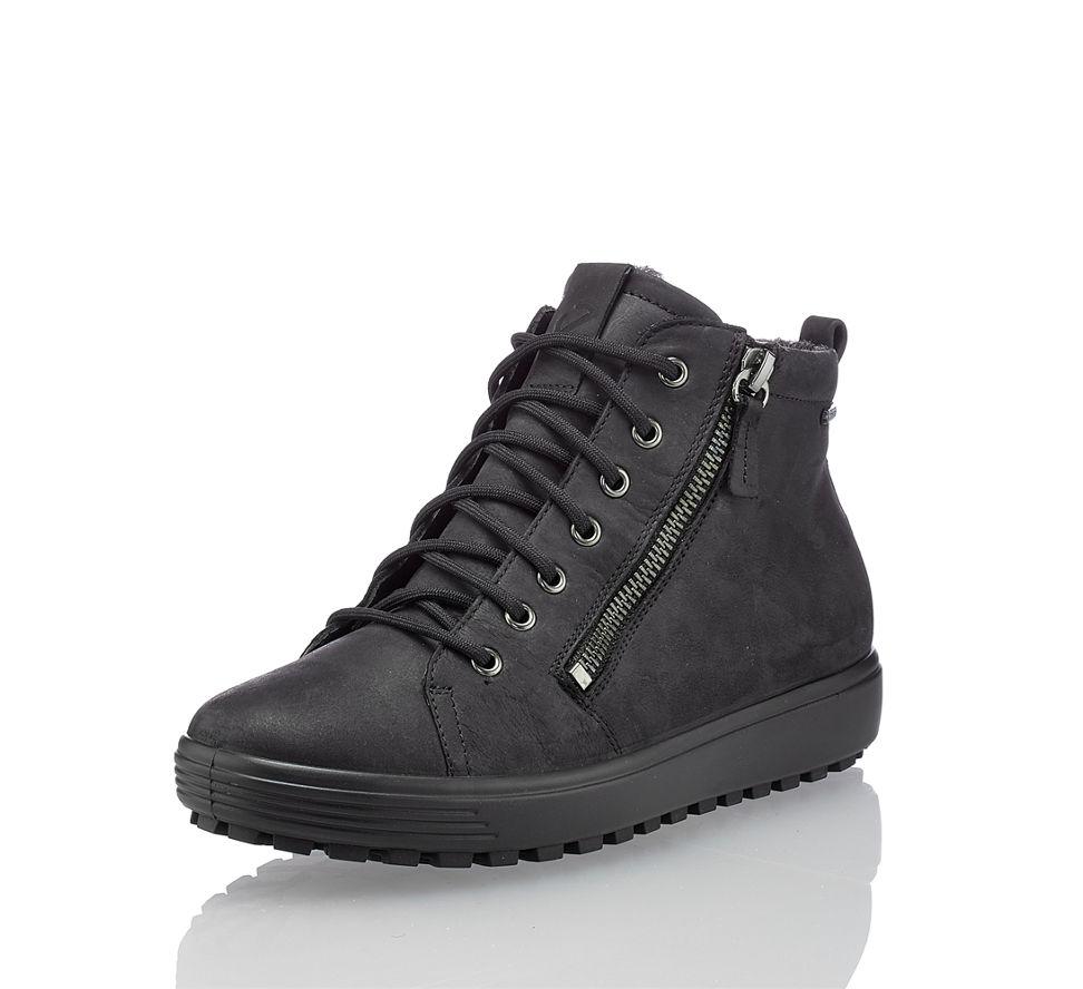 Damen Stilvollen Einen Schuhe Auftritt Frauen Schwarz Für Trendige qf8q7r