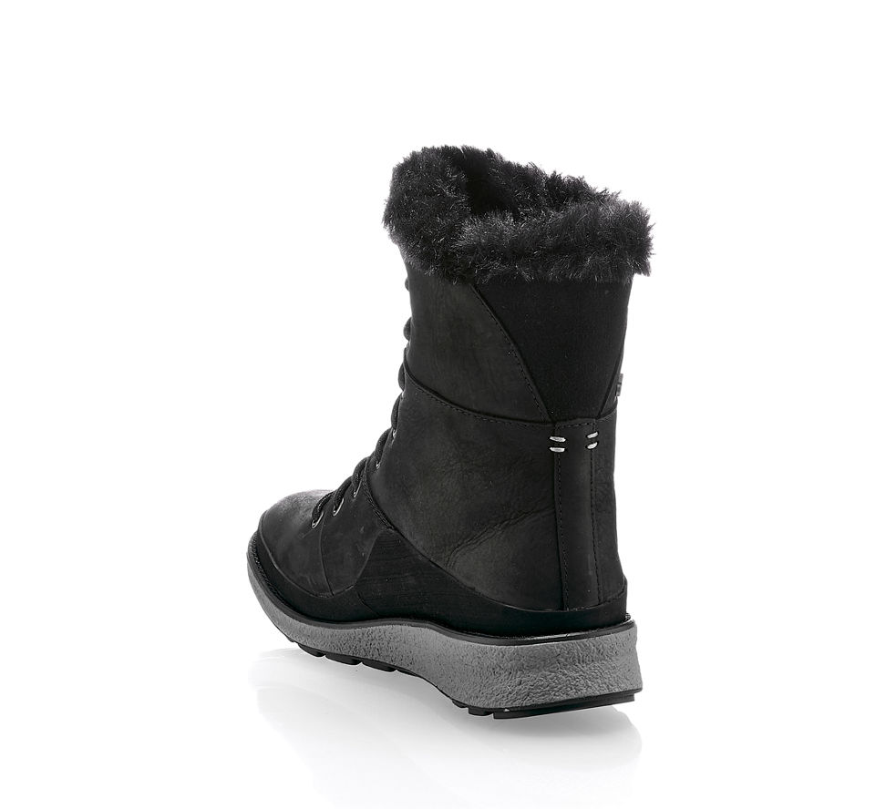 Für Frauen Trendige Einen Stilvollen Damen Schwarz Schuhe Auftritt tfwEZ