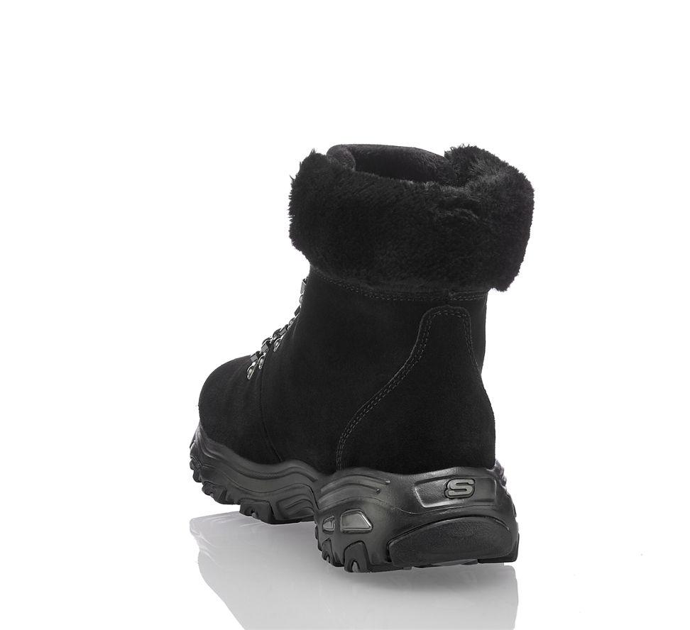 Damen Für Schwarz Frauen Stilvollen Trendige Einen Schuhe Auftritt twfvqt