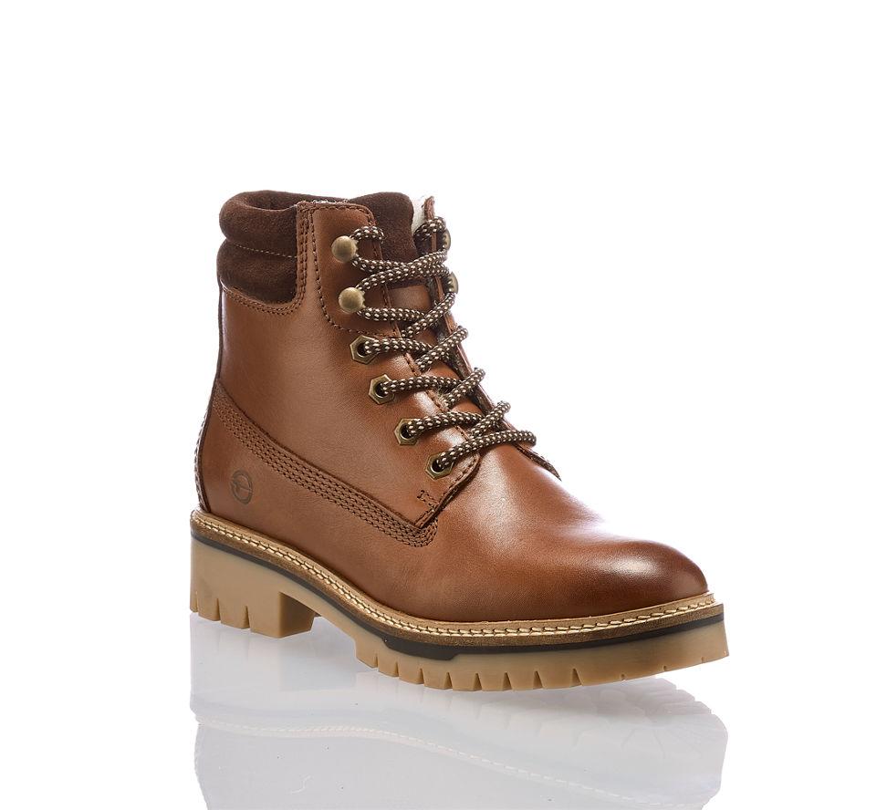 Braun Einen Schuhe Damen Trendige Stilvollen Für Frauen Auftritt n0w1F7a
