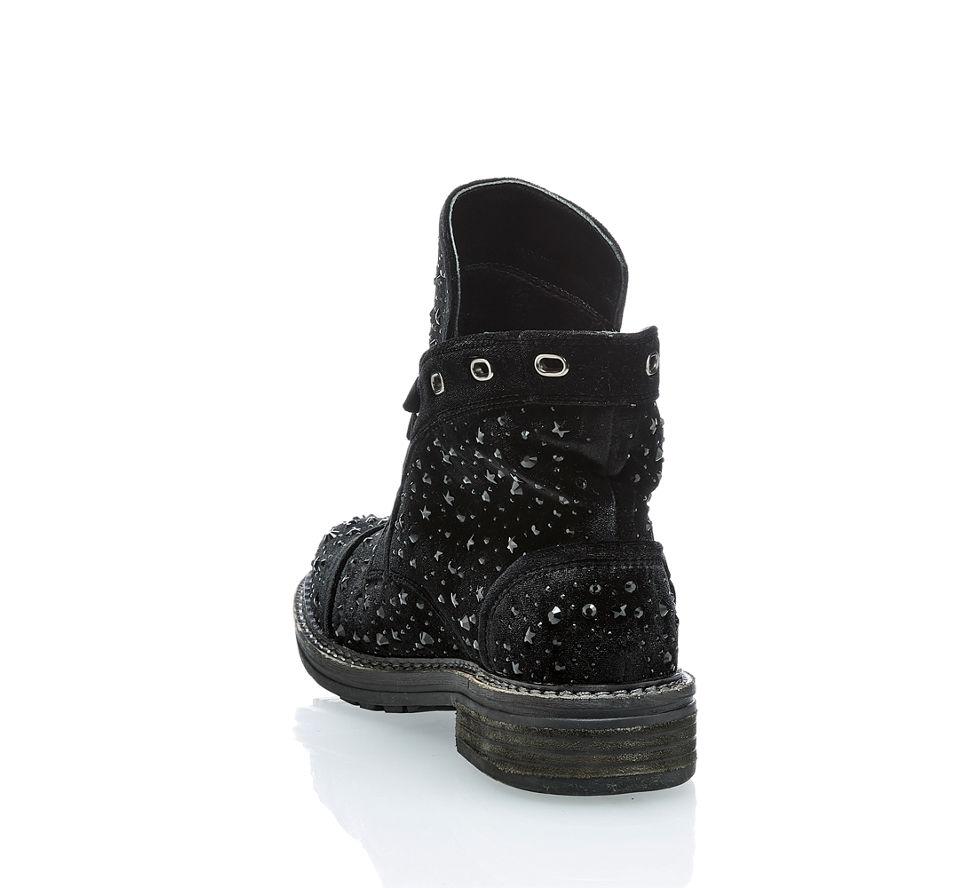 Schuhe Auftritt Trendige Stilvollen Einen Frauen Schwarz Damen Für Cd6wgqn8