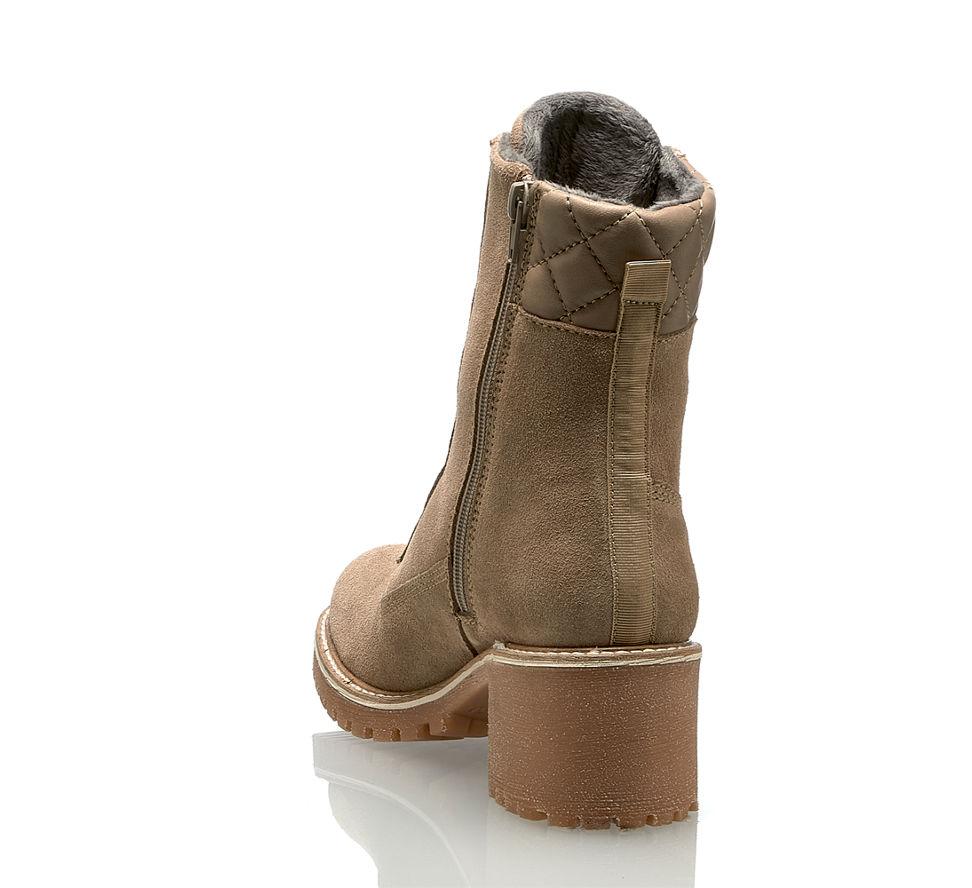 Esprit Londie Boots in Farbe taupe günstig online kaufen