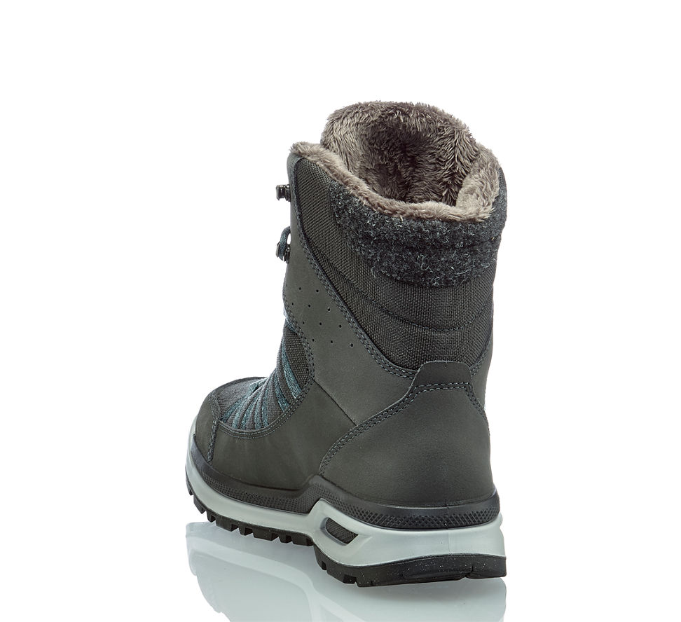 Damen Auftritt Stilvollen Frauen Trendige Grau Schuhe Für Einen wq74Fxw