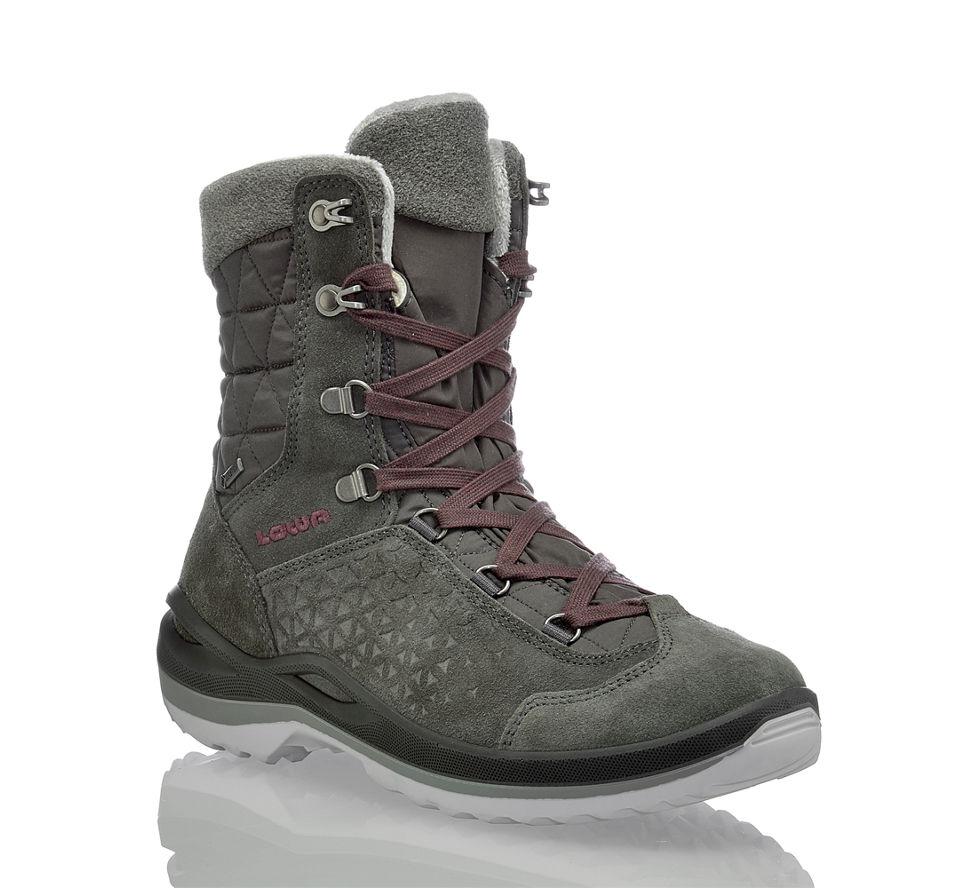 Schuhe Stilvollen Auftritt Grau Trendige Damen Einen Frauen Für fPwxdSTq1