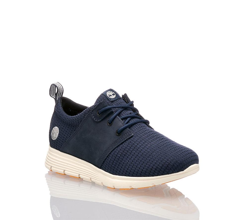 Timberland Killington Oxford Jungen Sneaker Blau Kinder