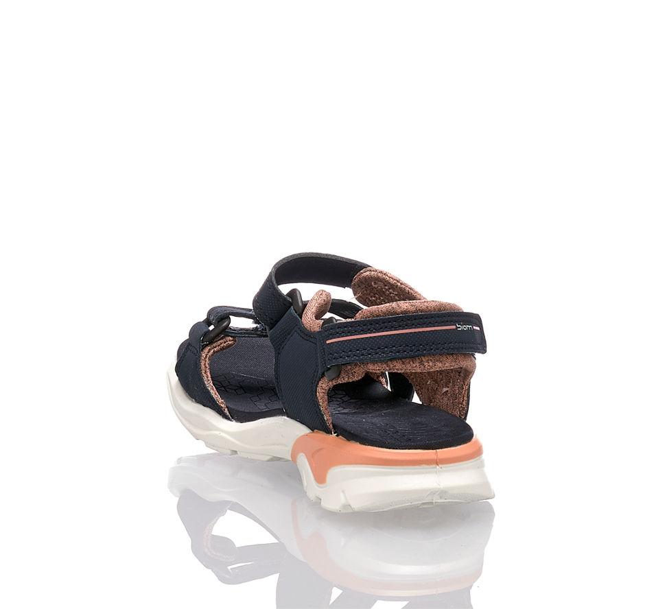 ecco Biom Raft Trekkingsandale Kinder Dunkelblau Schuhe