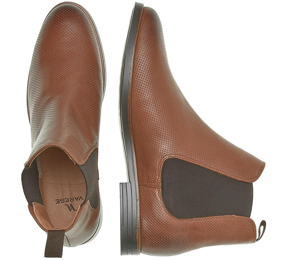 75e5b3becbf9fb ... Damen    Schuhe    Chelsea-Boots - Eva. Varese. Leder