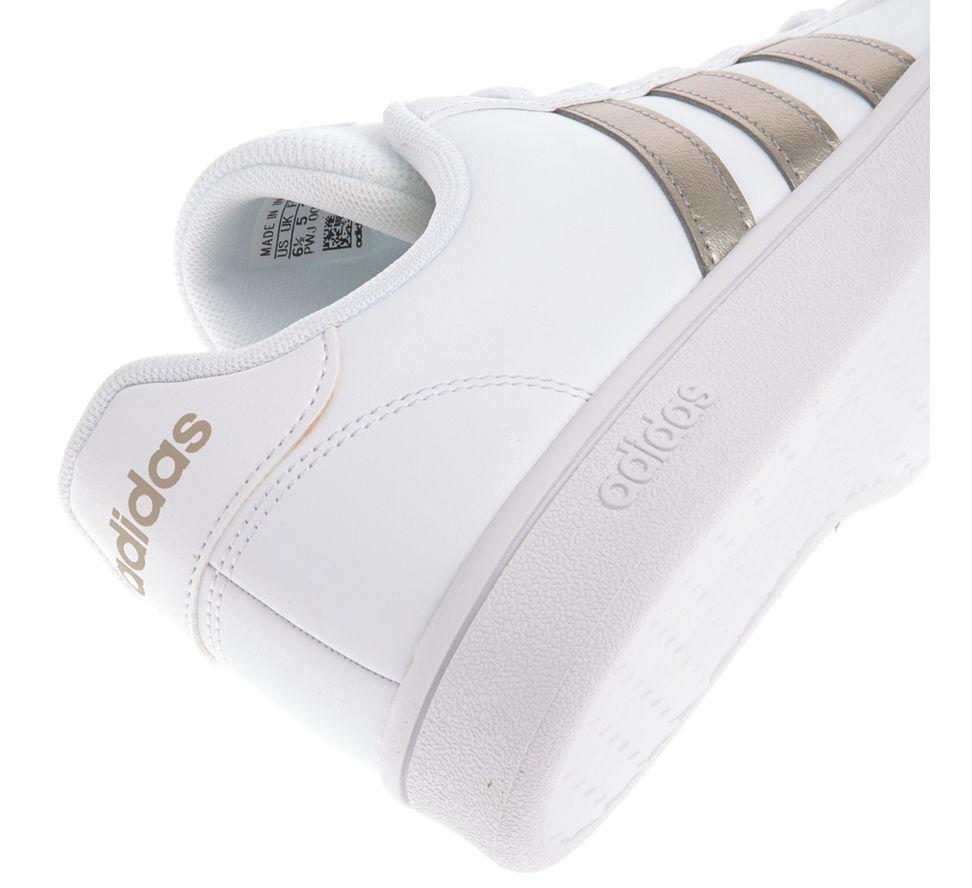 Sneaker GRAND COURT BASE von adidas in weiß DEICHMANN