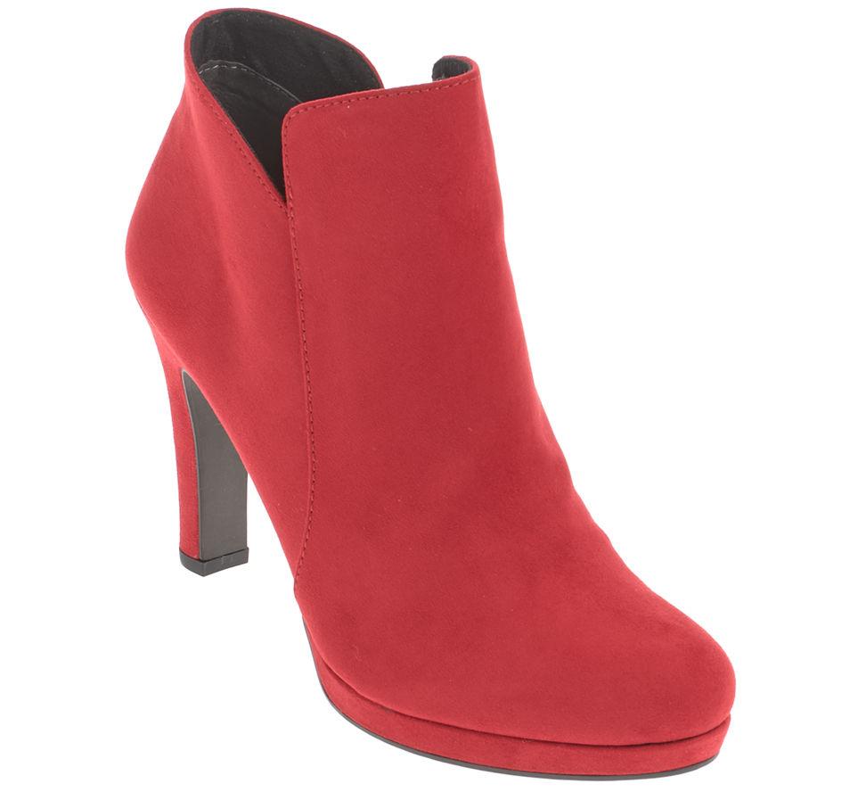 Lycoris Stiefeletten Hohe Damen Schuhe Stiefelette 2 xtQrhsdC