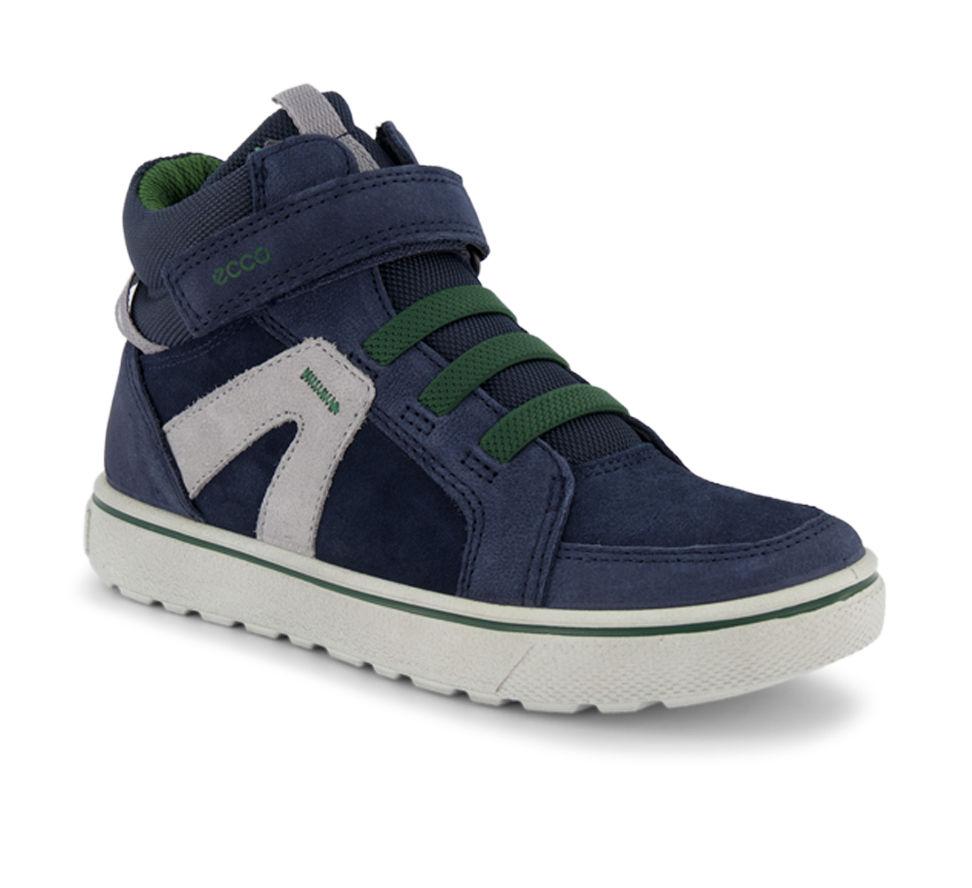 Trendige Kinder Sneakers im Onlineshop von Ochsner Shoes kaufen.