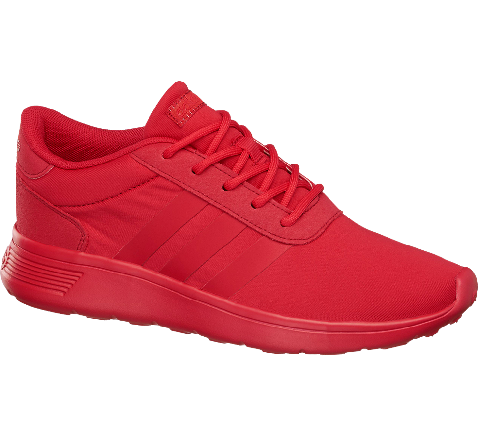 adidas neo rood dames