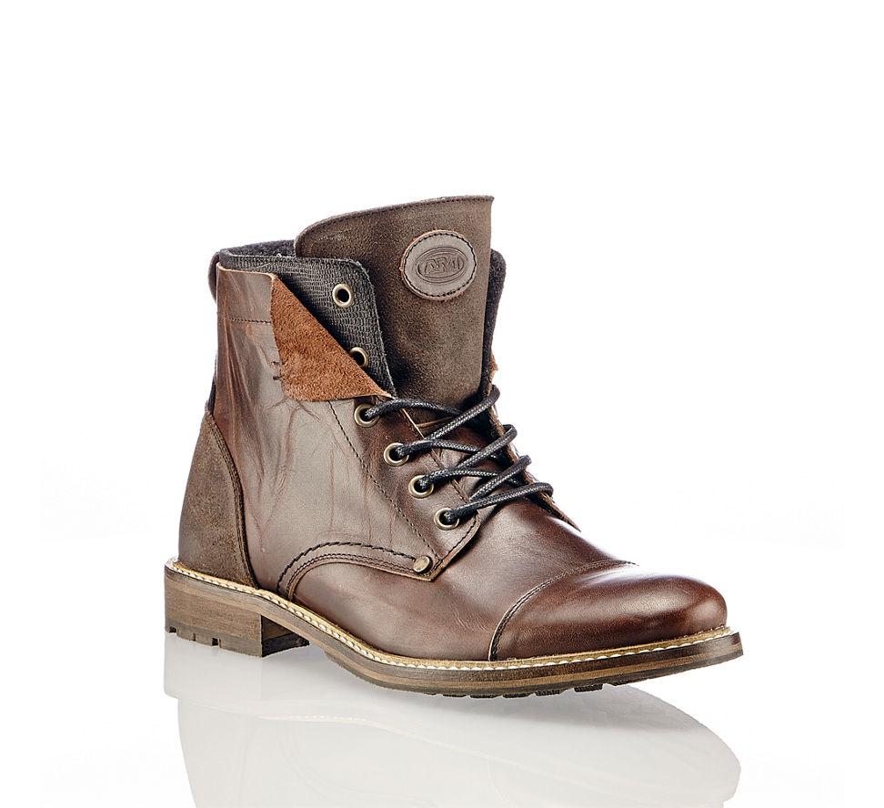 In Shop Von Männer Herren Shoe Kaufen Dunkelbraun Im Schnürboot Braun Am Online zqAxOaI