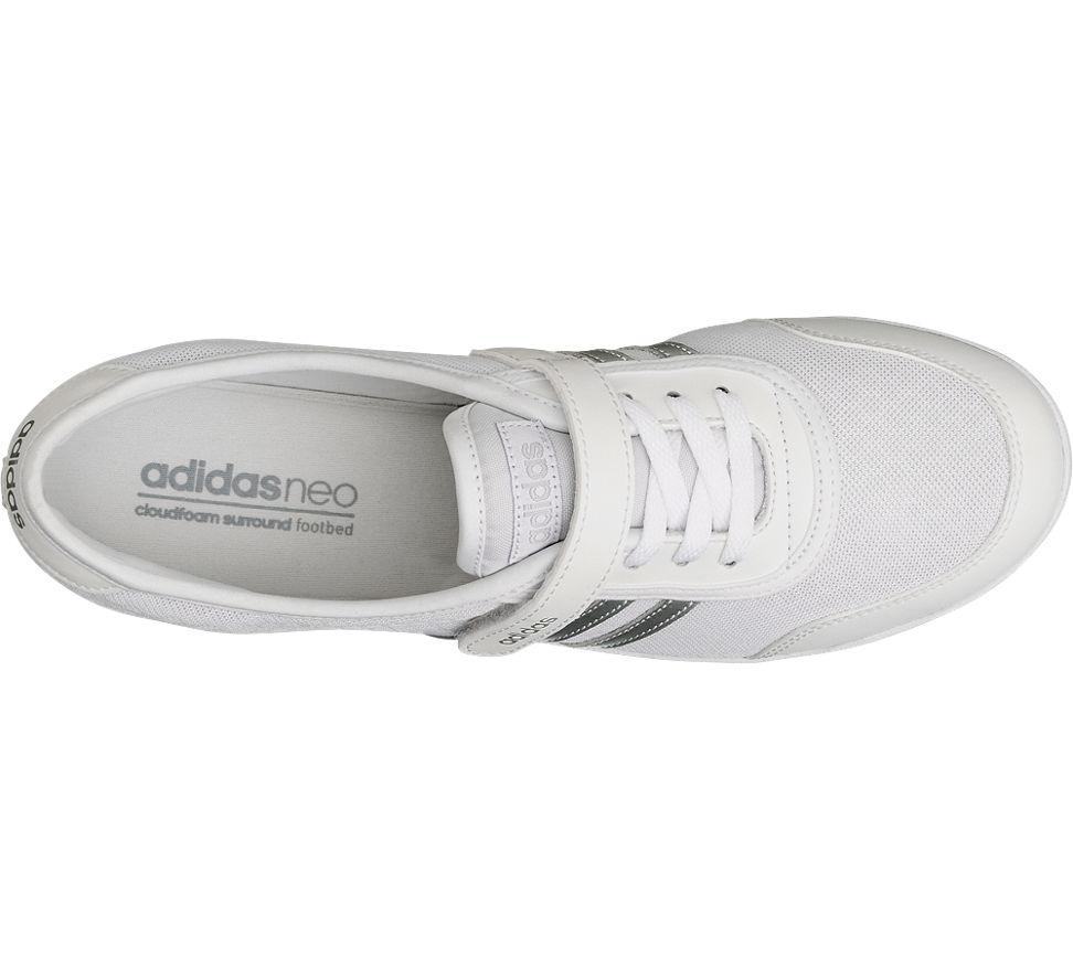 innovative design genuine shoes closer at adidas neo label damen ballerina