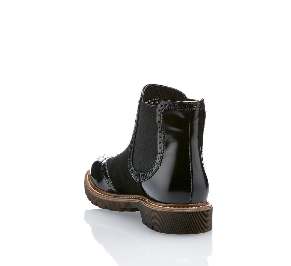 new styles 0f02a b1dfe Bench Damen Chelsea Boot Schwarz in schwarz von Bench ...