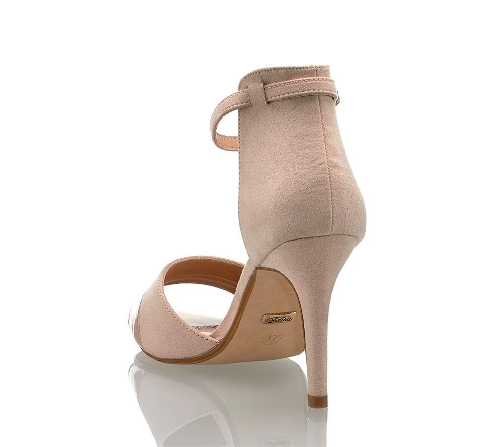 Von Damen Buffalo Hohe Im Sandalette Kaufen Günstig In Nude nSdXWqrdw