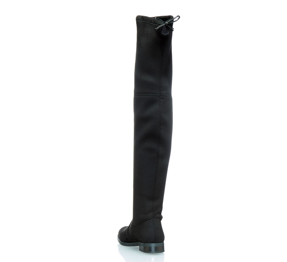 Buffalo Damen Overknee in schwarz von Buffalo günstig im Online-Shop ... 0581a27d86