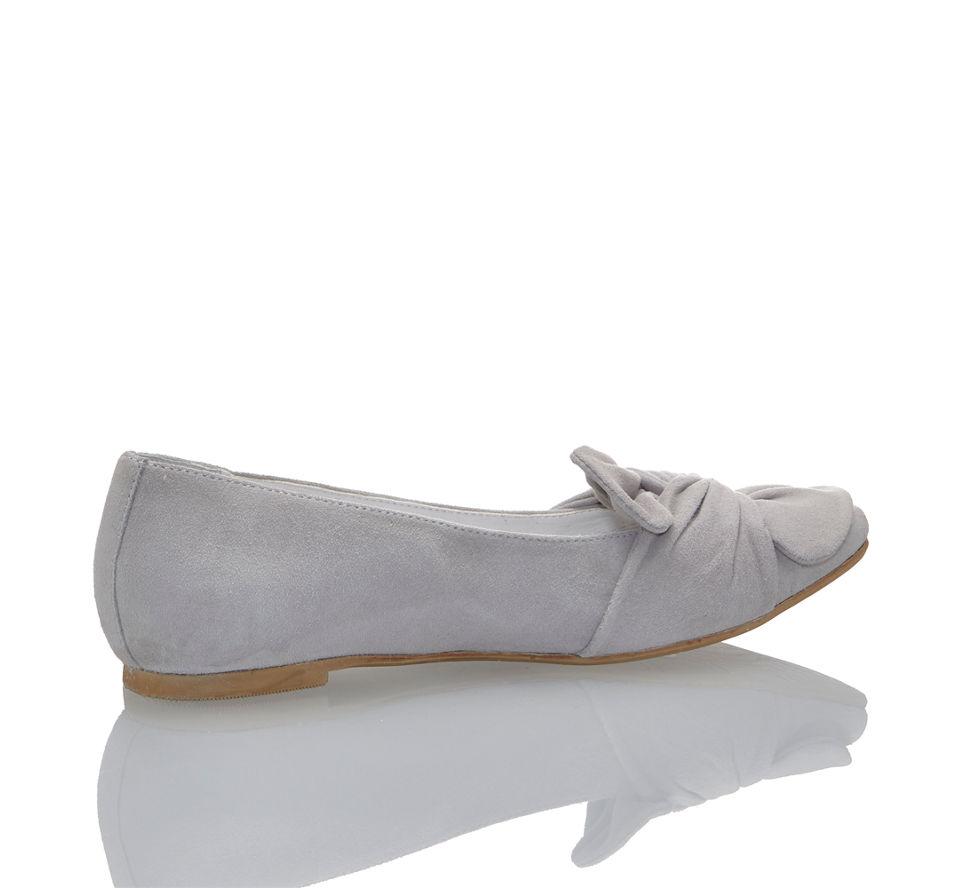 Im Damen Revo Ballerina Von Bugatti Grau In Günstig Kaufen Jenna R7EW8