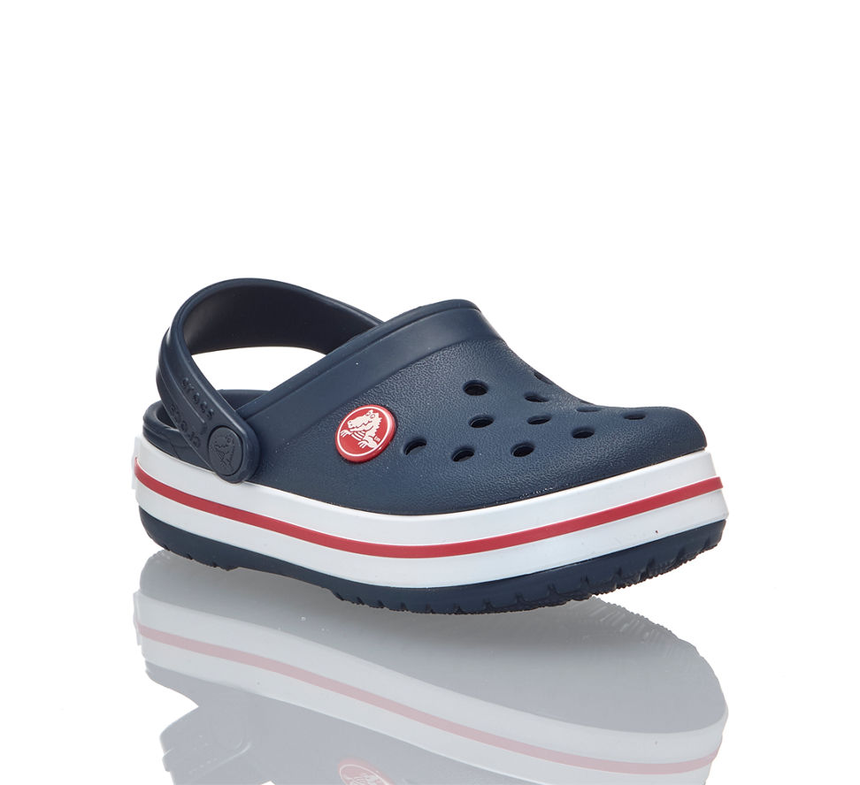 new concept 108ae 80bb7 Crocs Crocband Kinder Clog in blau von Crocs günstig im ...