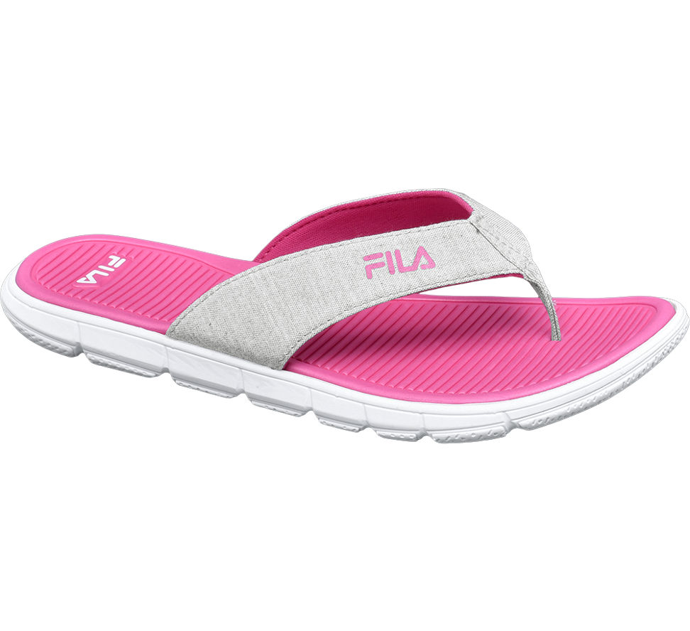 damen flip flop in fuchsia von fila g nstig im online shop. Black Bedroom Furniture Sets. Home Design Ideas