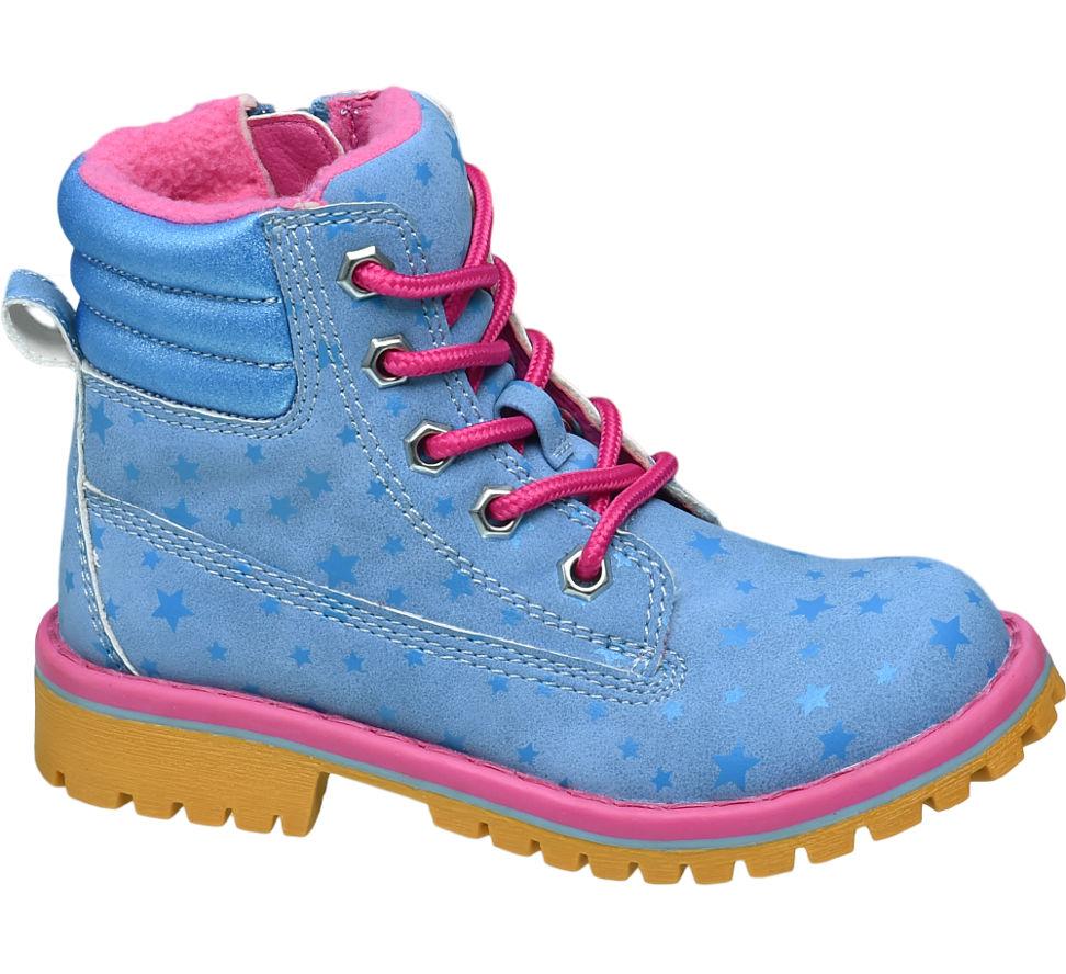 c024e8222e Detská zimná obuv značky Venice vo farbe modrá - deichmann.com