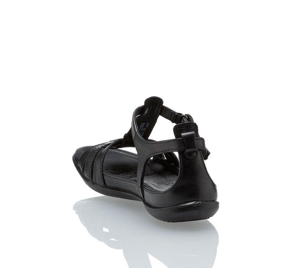 Im Günstig Schwarz Kaufen Flash Sandale Damen Von In Ecco WYS0Rq0w