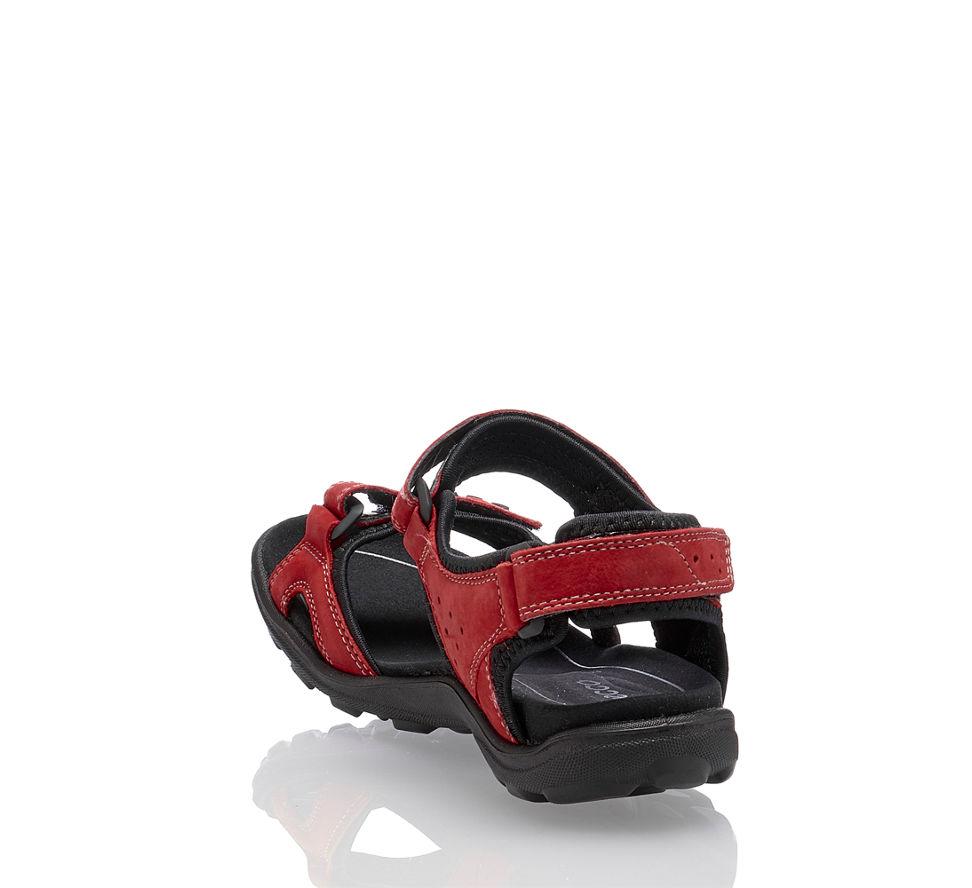 Ecco Günstig Von Damen In Kaufen Rot Kana Sandale Im rYqrT