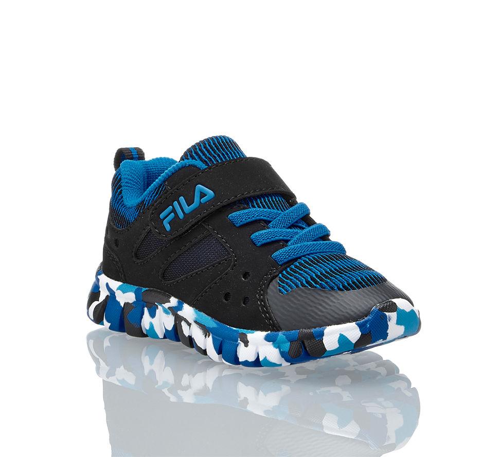 Kaufen Kinder In Blau Von Schwarz Im Sneaker Günstig Fila qf0wCq