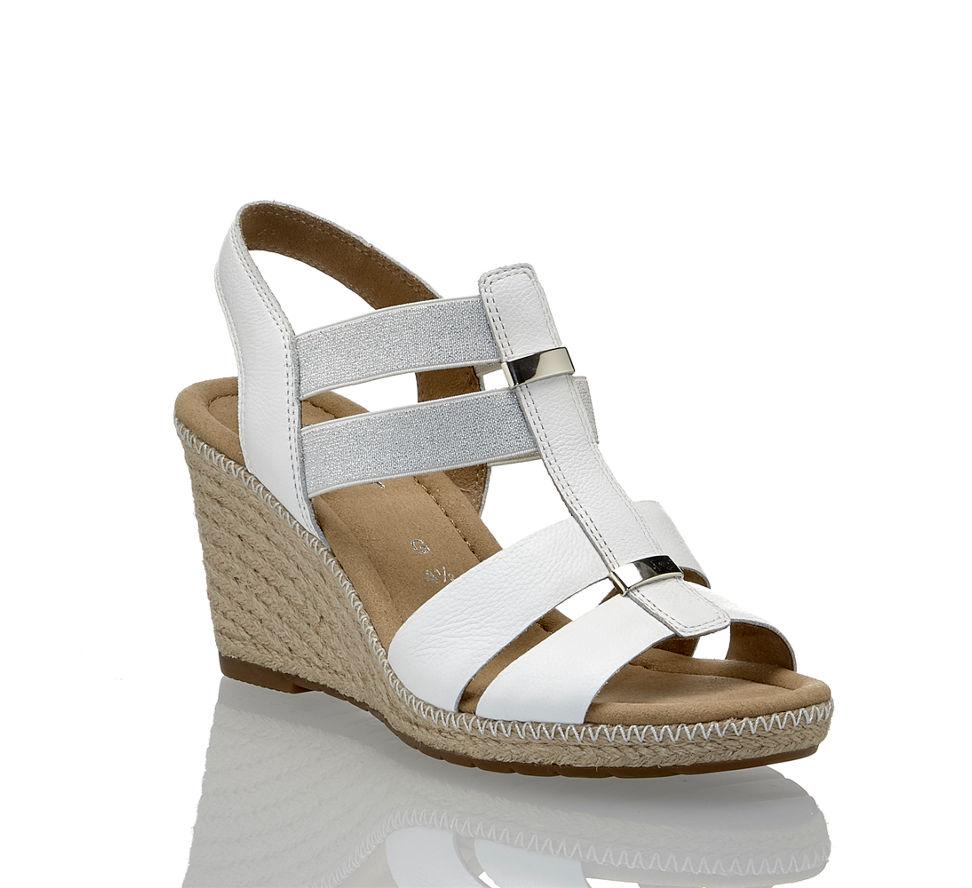 Von Im G Sandalette Hohe Kaufen Milano Günstig Weiß In Damen Gabor Hag4q4