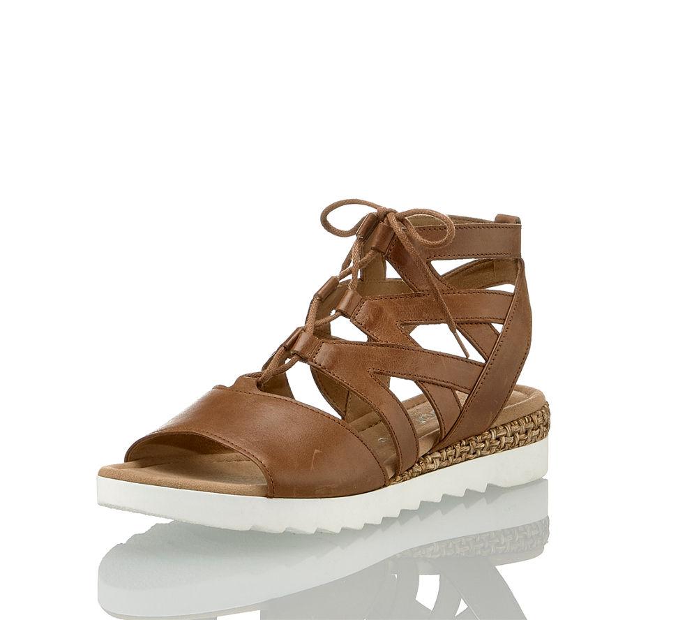 Im Gabor In Günstig Rhodos Kaufen Sandale Damen Braun Von G PTgCTq