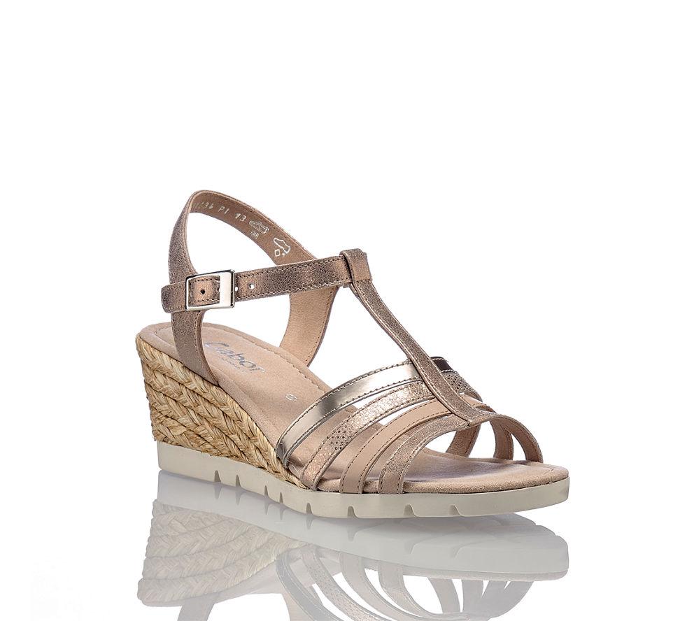 Günstig Sandalette Von Gabor Beige In Kaufen Hohe Im Damen Tunis G wq8T7