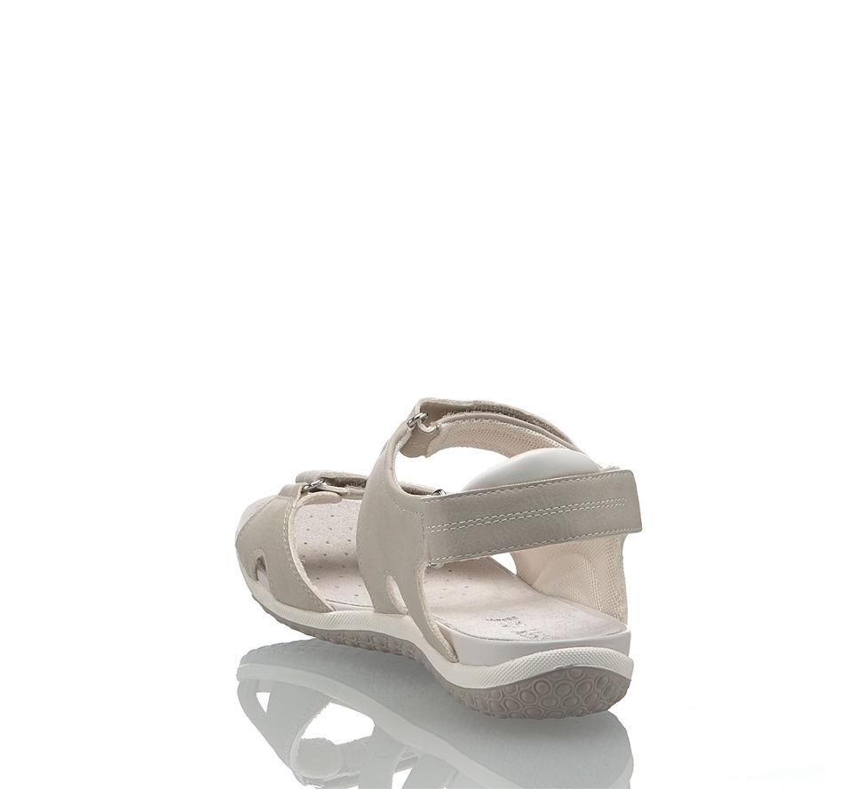 Kaufen Von Im Damen Geox Grau In Günstig Sandale Vega wBxqR8p