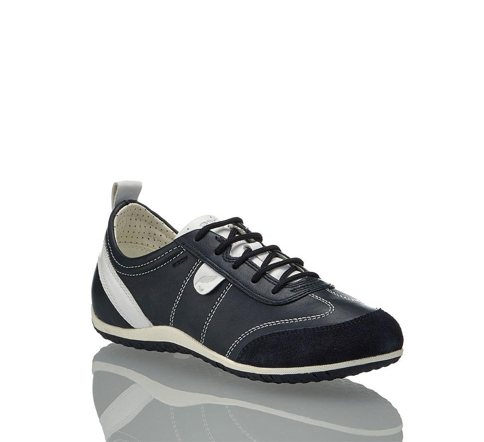 Geox Vega Damen Sneaker in navyblau von Geox günstig im Online-Shop ... 82a023a628