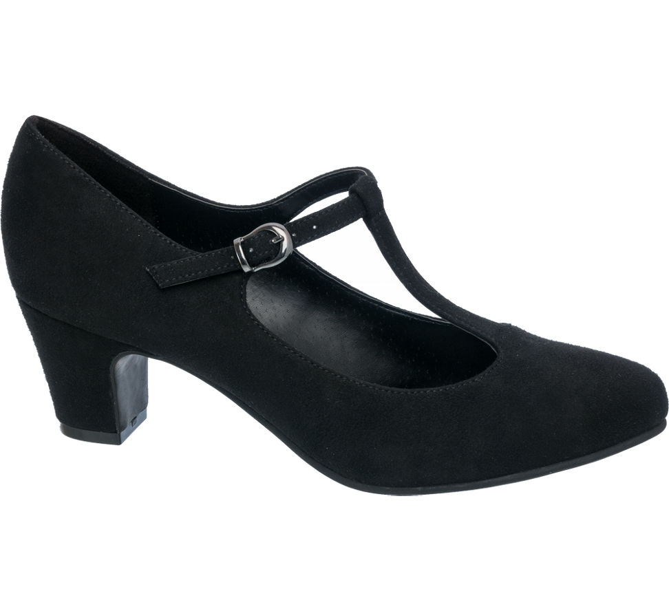 Graceland Black Deichman Shoes