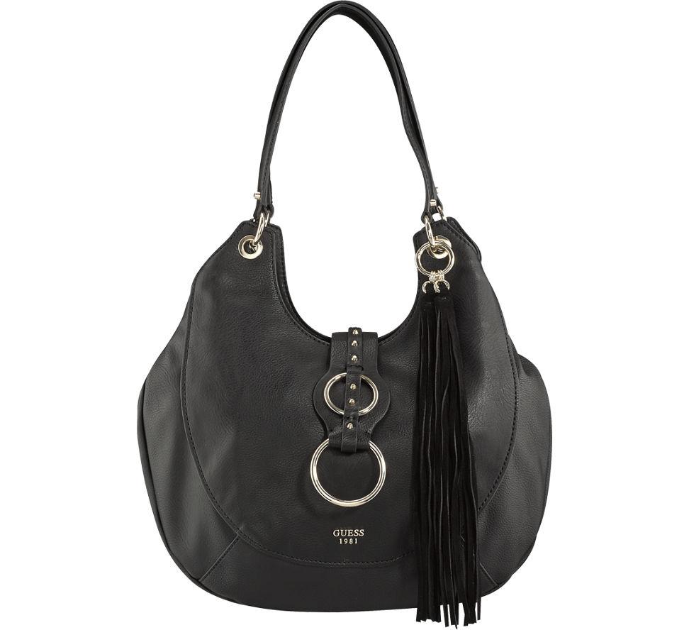 Guess Dixie sac à main femmes in noir von Guess günstig im Online ... 1486786163c