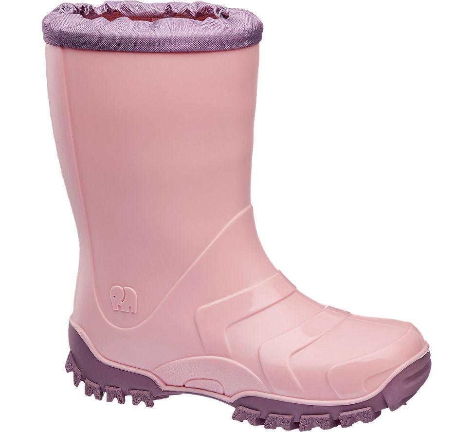 designer fashion c46ae 4f033 Gummistiefel von elefanten in rosa - DEICHMANN